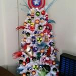 pinos de navidad avenger
