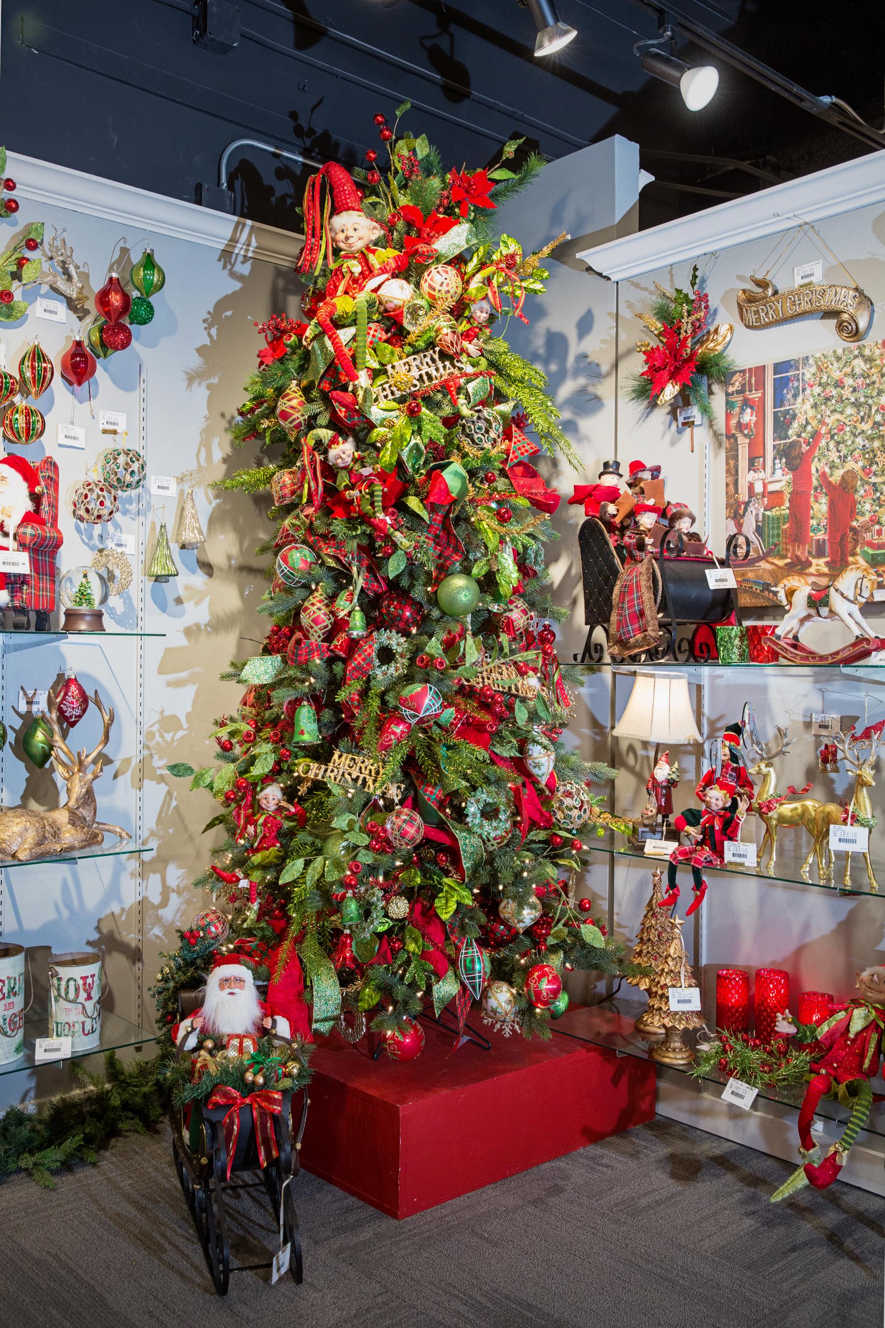 Ideas de decoracion de arbol de navidad 2018 2019 for Decoracion de interiores navidad