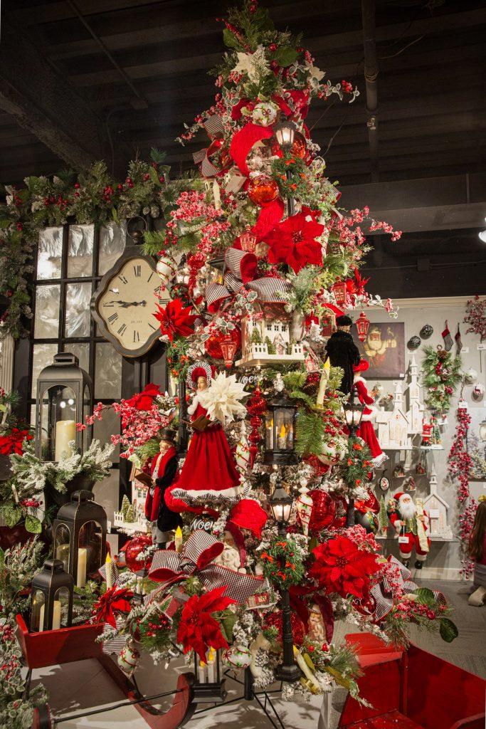 ideas de decoraci n de rbol de navidad 2018 2019