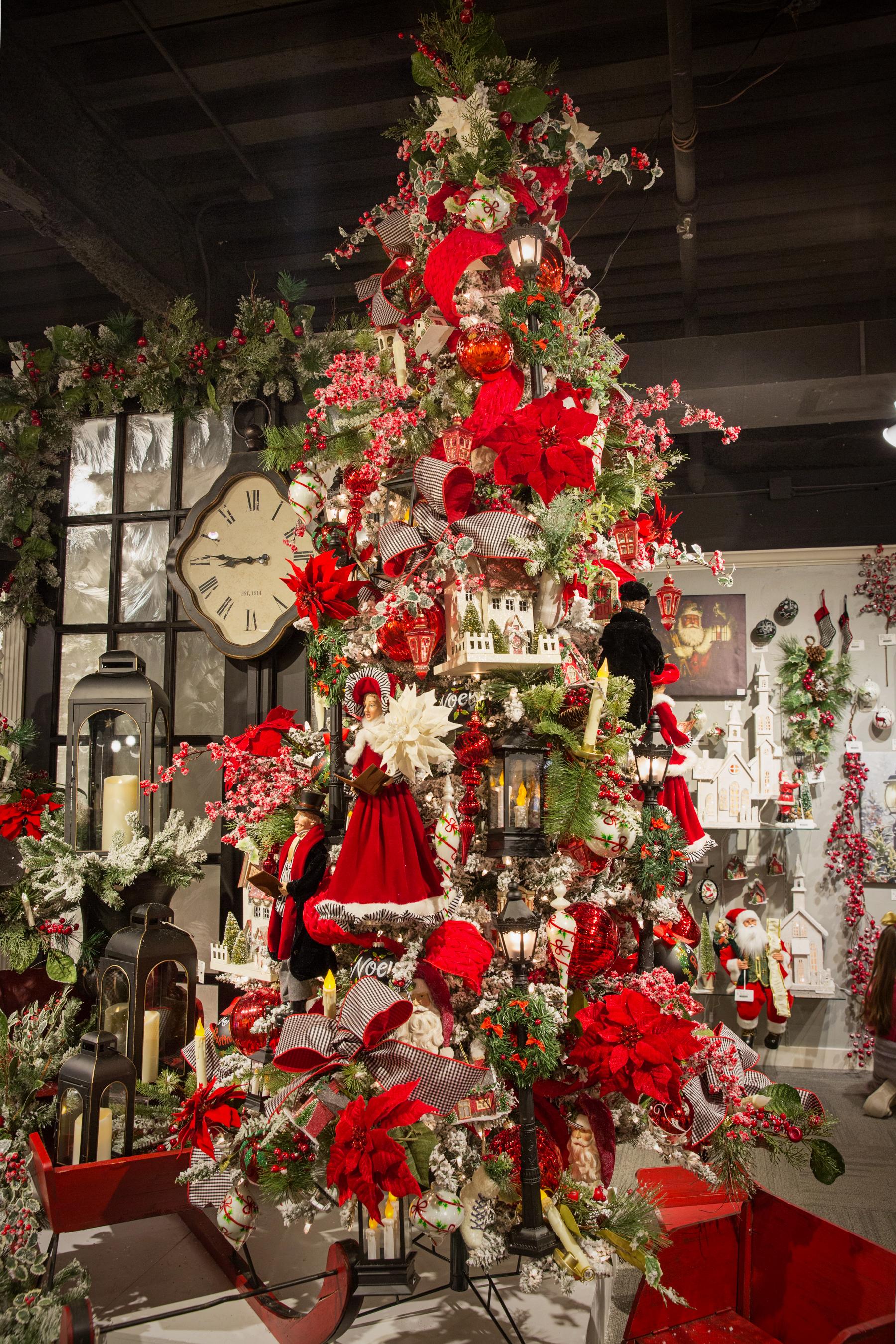 Decoracion de arbol de navidad decoracion de interiores - Decoracion arbol navidad ...