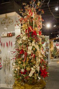 Ideas de decoracion de arbol de Navidad 2018 - 2019