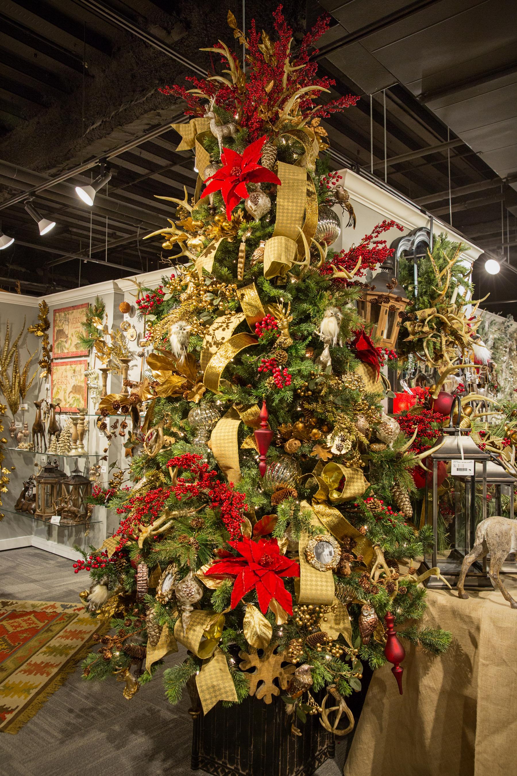 Ideas de decoraci n de rbol de navidad 2019 2020 for Ideas para decorar el arbol de navidad