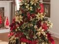 Ideas de decoración de árbol de Navidad 2017