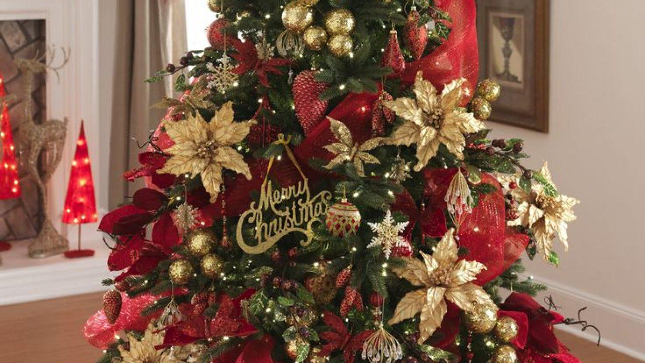 Ideas De Decoracion De Arbol De Navidad 2020 2021 Como Organizar La Casa