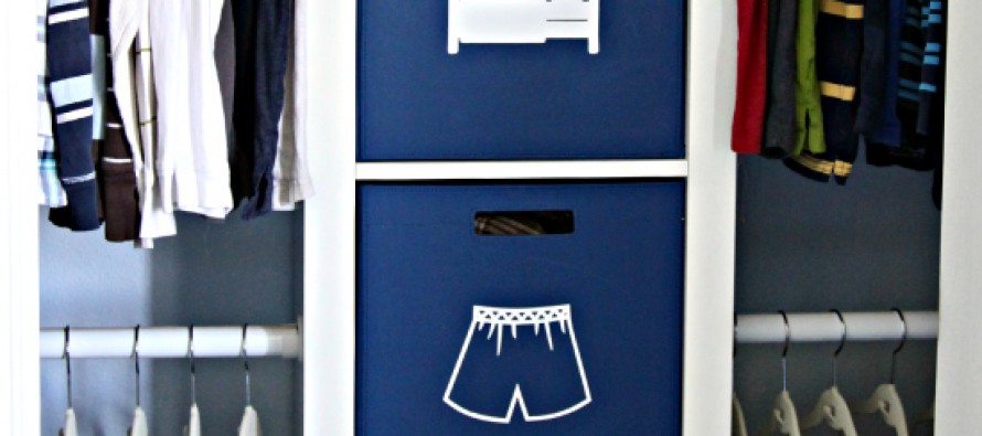 Ideas de closet para niños y niñas