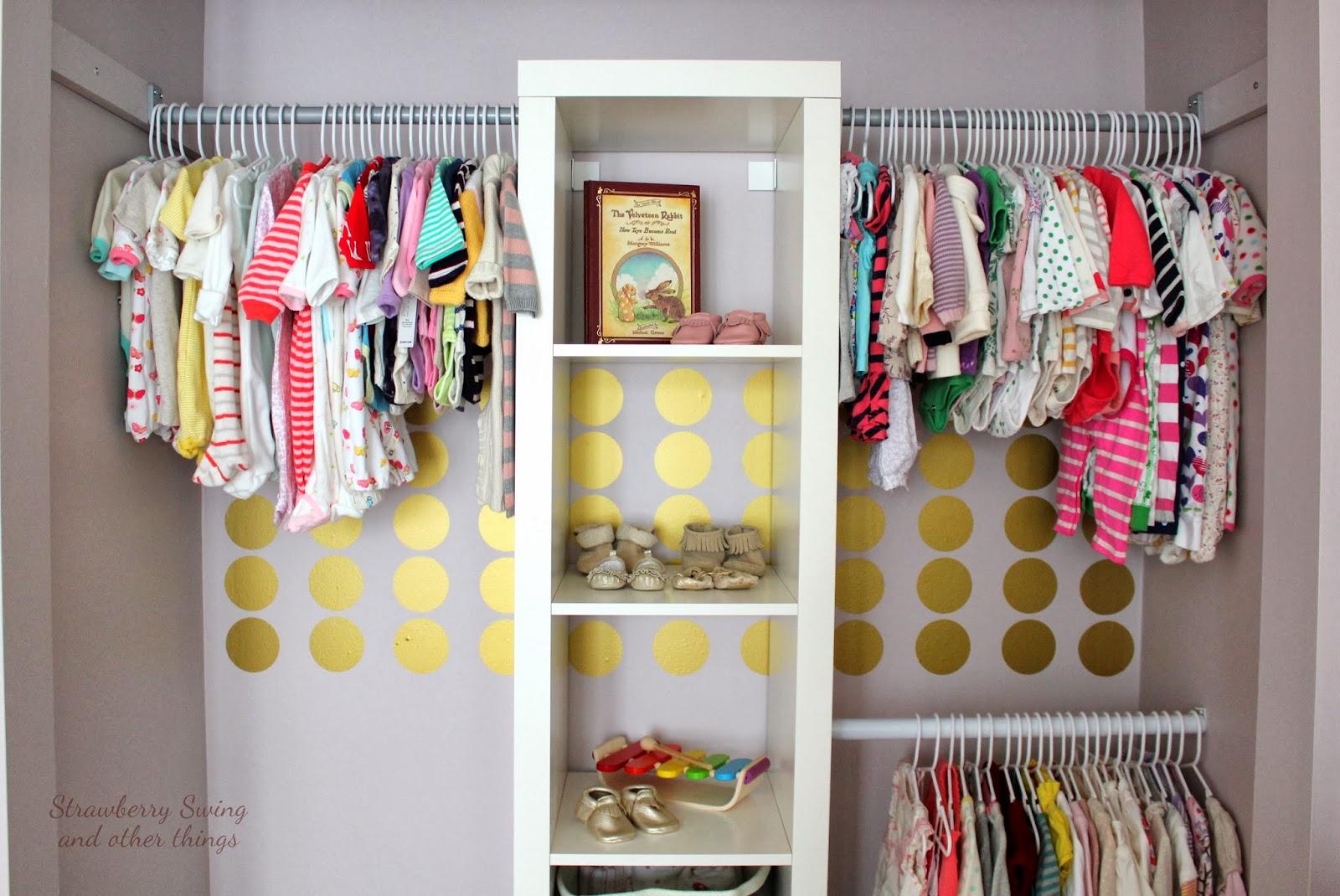 Ideas de closet para niñas