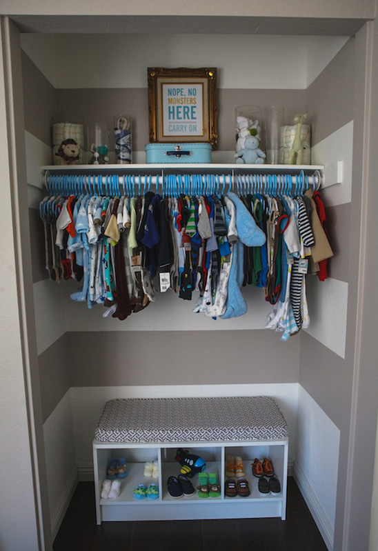 Ideas de closet para ni os decoracion de interiores for Closet pequenos para ninos