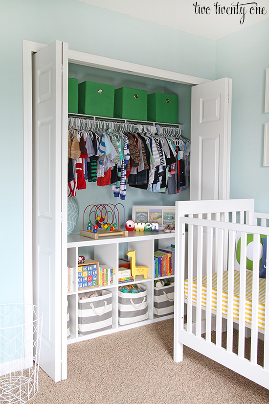 Ideas De Closet Para Ni 241 Os Como Organizar La Casa