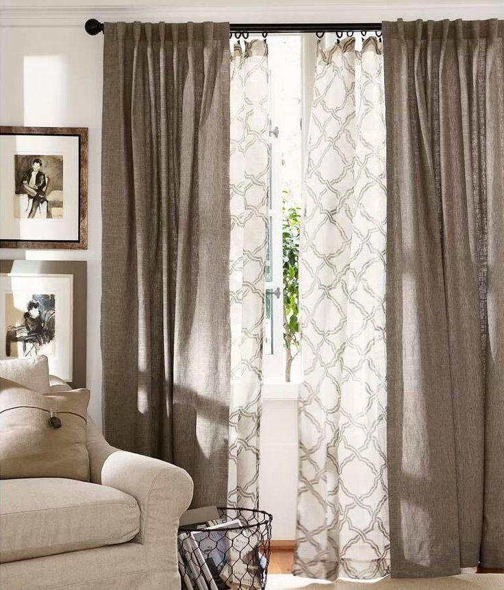 cortinas-para-sala (4) | Decoracion de interiores Fachadas para ...