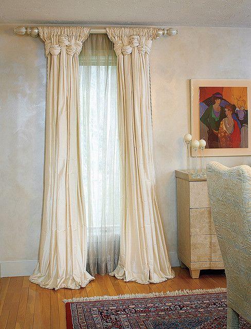 Cortinas para sala 7 decoracion de interiores fachadas - Cortinas interiores casa ...