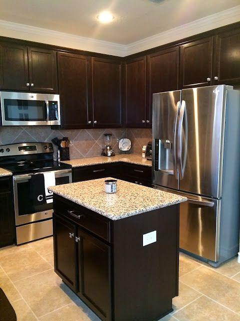 Decoracion de cocinas para casas departamentos pequenas for Planos para cocinas pequenas