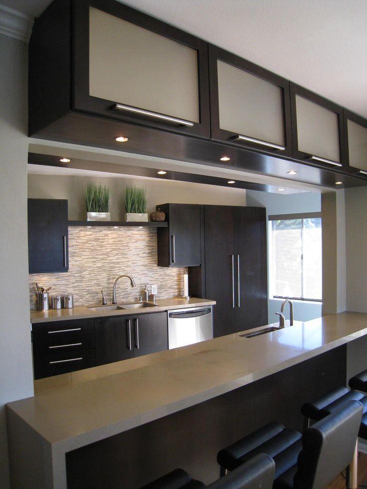 Decoracion de cocinas para casas departamentos pequenas 41 for Decoracion de cocinas pequenas con repisas