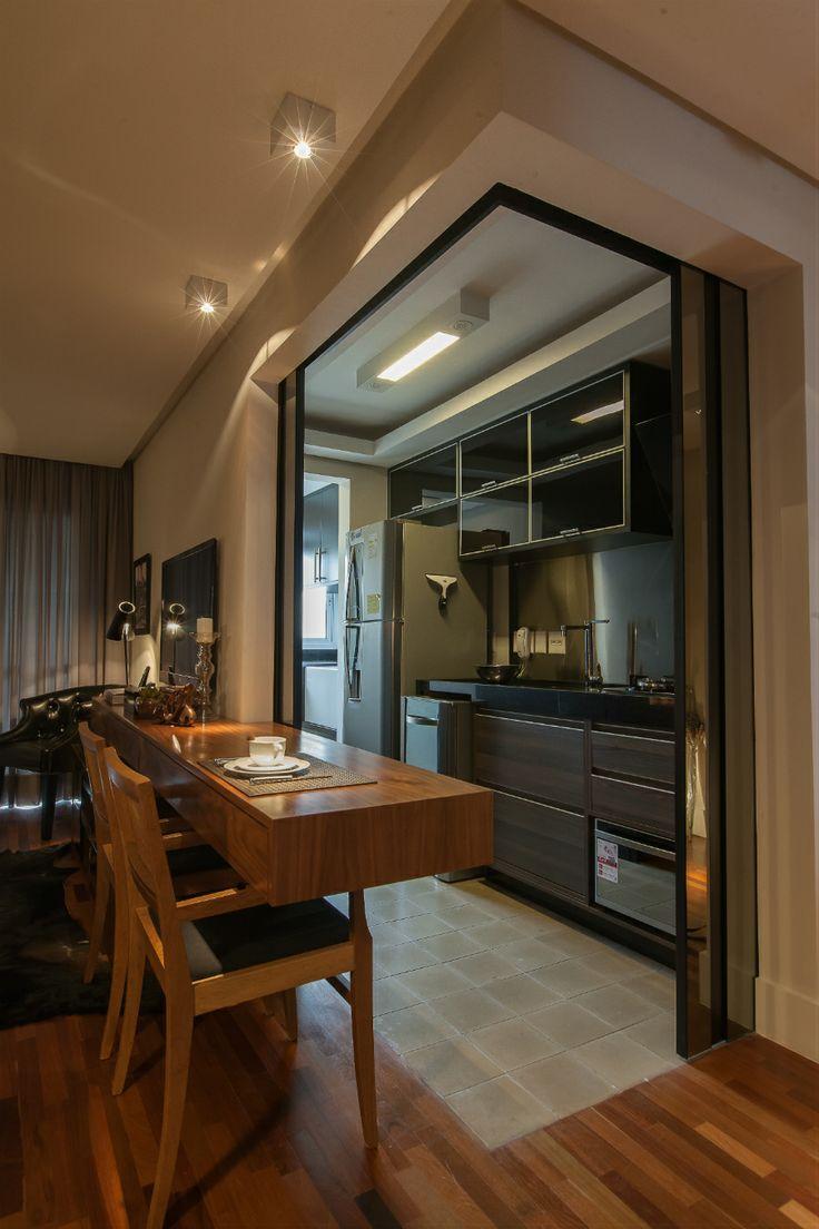 Decoracion de cocinas para casas departamentos pequenas 5 for Cocinas integrales apartamentos pequenos
