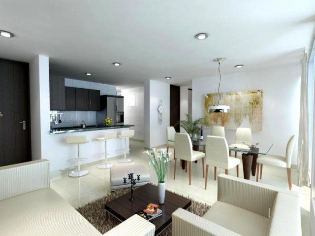Ideas para Decoracion de Living Comedor | Decoracion de interiores ...