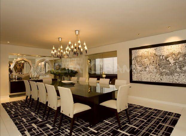 decoracion-living-comedor (30)   Decoracion de interiores Fachadas ...