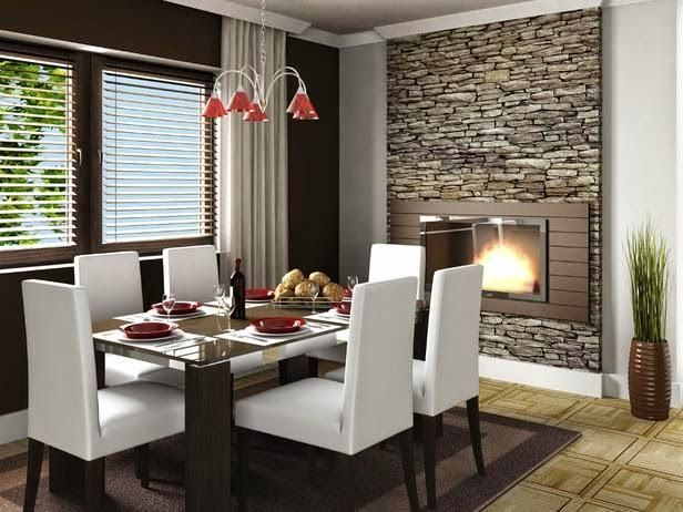 decoracion-living-comedor (34) | Como Organizar la Casa | Fachadas ...