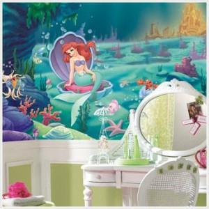 Ideas Decoracion De Recamara De La Sirenita Ariel Como