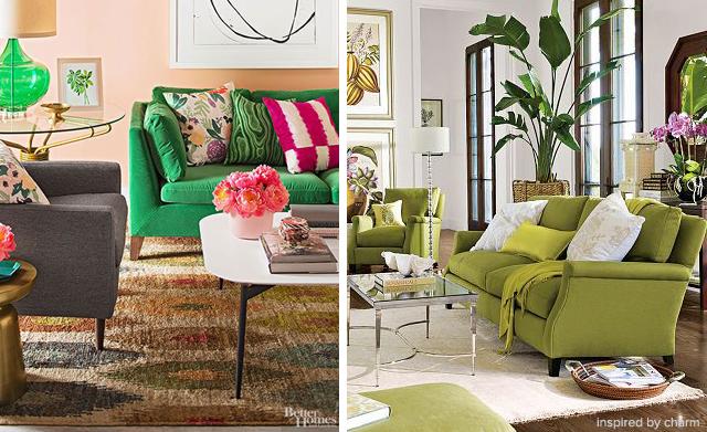 Ideas decoracion salas con color 20 Accesorios para decorar interiores