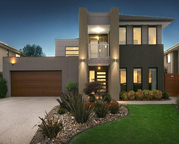 Ideas para fachadas de casas 20 decoracion de - Ideas para fachadas de casas ...