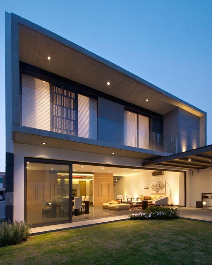 Ideas para fachadas de casas 23 decoracion de - Ideas para fachadas de casas ...