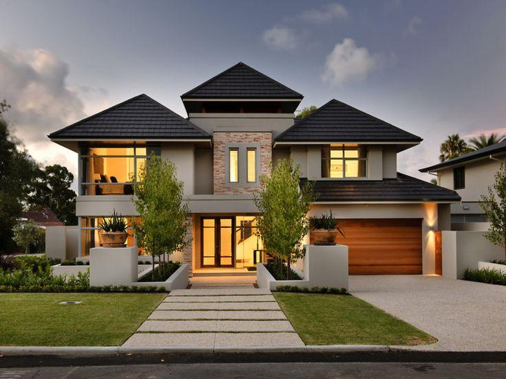 ideas para fachadas de casas 33 decoracion de