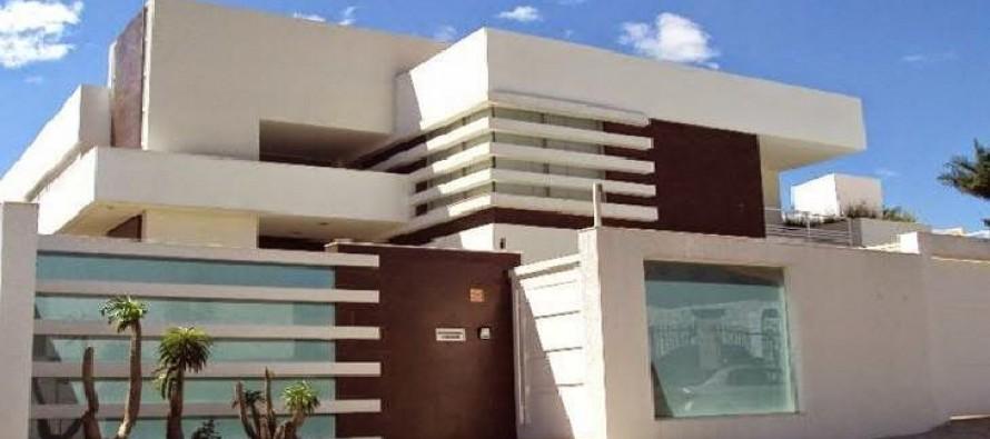 Ideas para fachadas de casas curso de organizacion de - Ideas para fachadas de casas ...