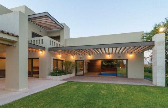 Ideas para fachadas de casas 8 decoracion de - Ideas para fachadas de casas ...