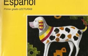 Libro de Español Lecturas Primero de primaria