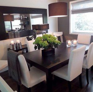 Muebles para comedor decoracion de interiores fachadas - Comedores modernos 2017 ...