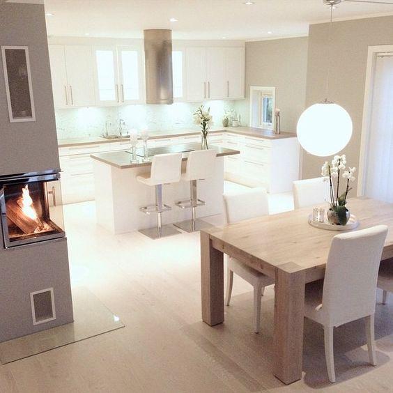Cocinas pequenas concepto abierto 10 decoracion de for Decoracion de interiores cocinas pequenas