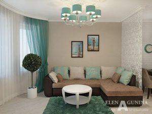 Como decorar una sala pequena (1)