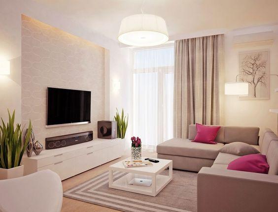 Decoracion de comedor y sala juntos en espacio peque o for Como decorar una sala sencilla