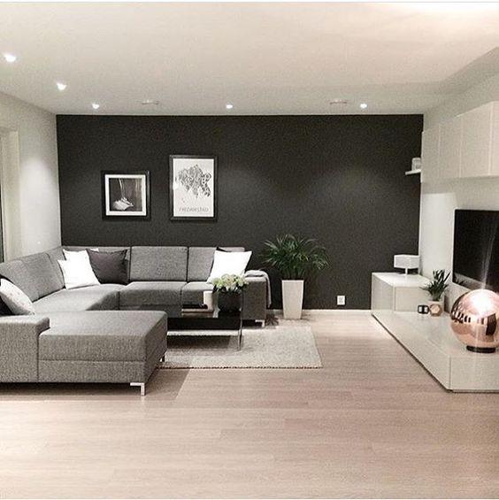 Decoracion de comedor y sala juntos en espacio peque o for Como decorar una sala larga y angosta