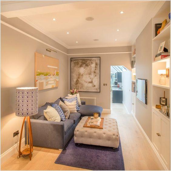 Decoracion de salas pequeñas 2016