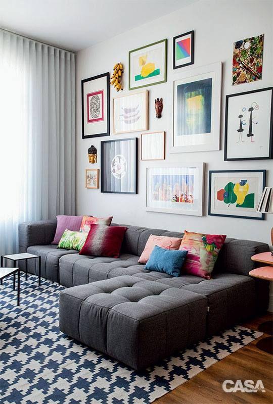 Decoracion de salas pequeñas modernas