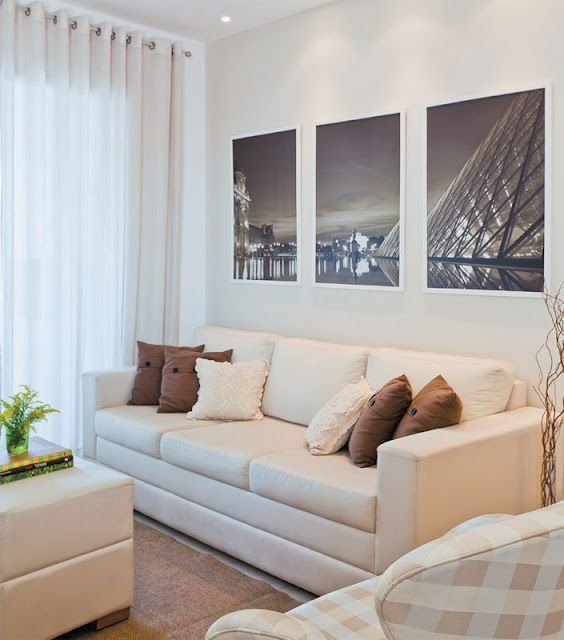 Decoracion de salas pequeñas y sencillas