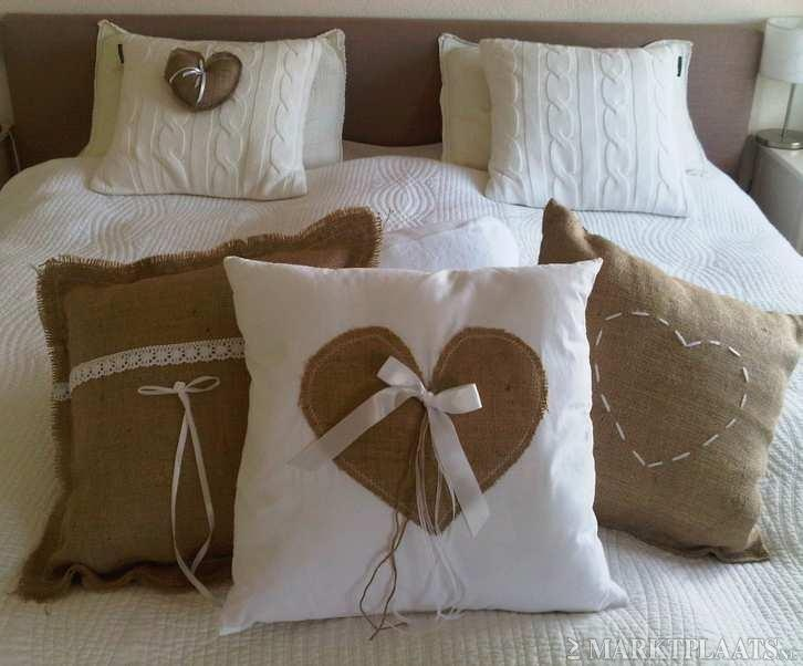 Cojines para regalar el dia del amor y la amistad diy 12 - Modelos de cojines decorativos ...
