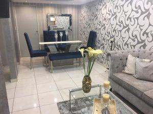 como decorar una sala y comedor (1)