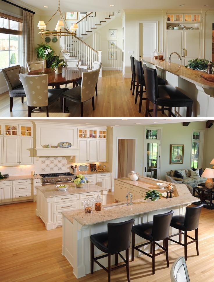 Decoracion de comedor y sala juntos en espacio pequeno 12 for Decorar cocina comedor juntos