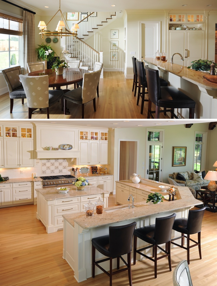 Decoracion sala comedor cocina for Decoracion de living comedor espacios pequenos