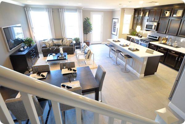 Decoracion de comedor y sala juntos en espacio pequeno 14 for Decoracion de sala comedor y cocina en espacios pequenos