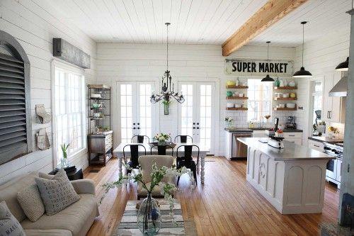 Decoracion de comedor y sala juntos en espacio pequeno 5 for Decoracion de sala comedor y cocina en espacios pequenos