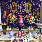 decoracion de fiestas de descendientes de disney
