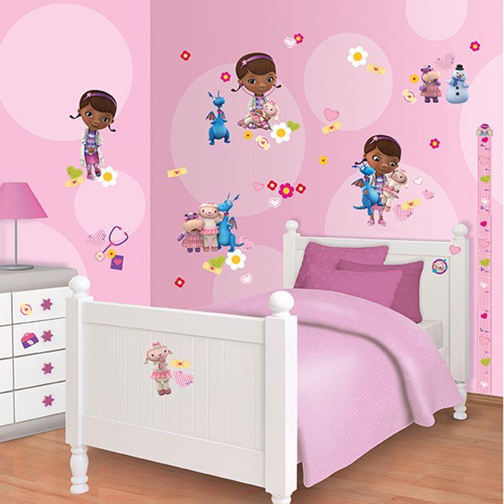 Decoracion de recamara doctora juguetes 12 decoracion - Habitaciones de juguetes ...