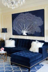 decoracion de salas azules (2)