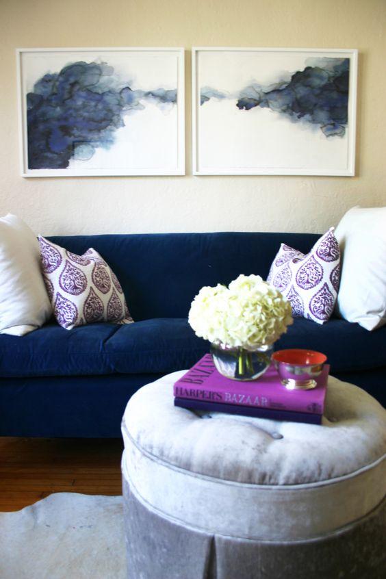 blue room decoration (5)