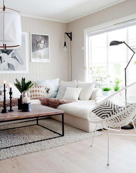 white room decoration