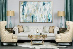 decoracion de salas color blanco (11)
