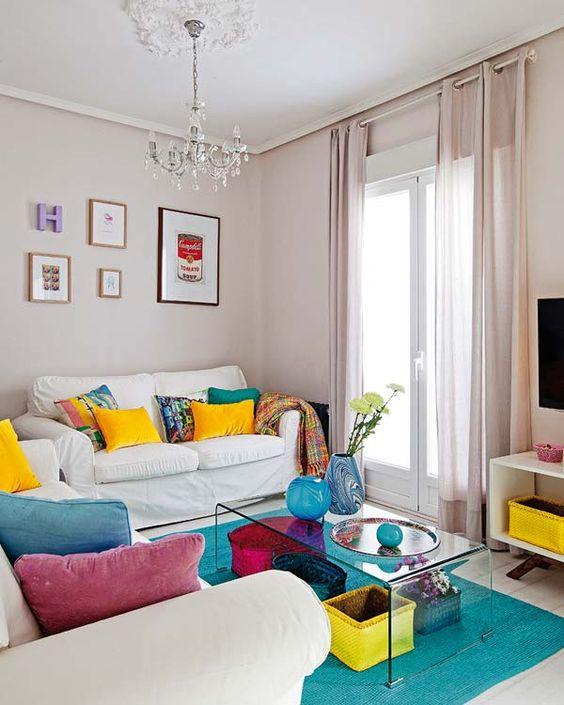decoracion de salas color blanco (3)