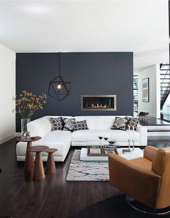 decoracion de salas color blanco (4)